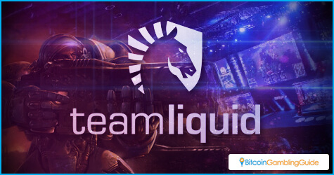 Team Liquid has rosters for CS:GO, Dota 2, League of Legends, and more