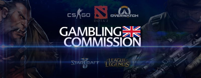 UKGC Still Affirms Integrity of eSports Industry