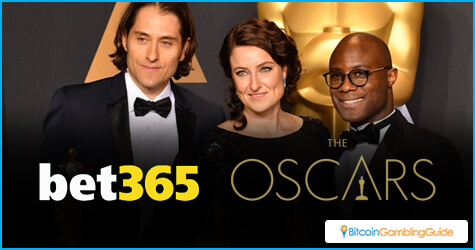 The Oscars at Bet365