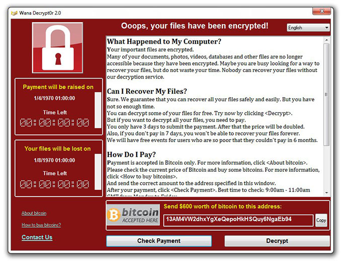 Blockchain Advocates try to Distance Blockchain from Recent Ransomware