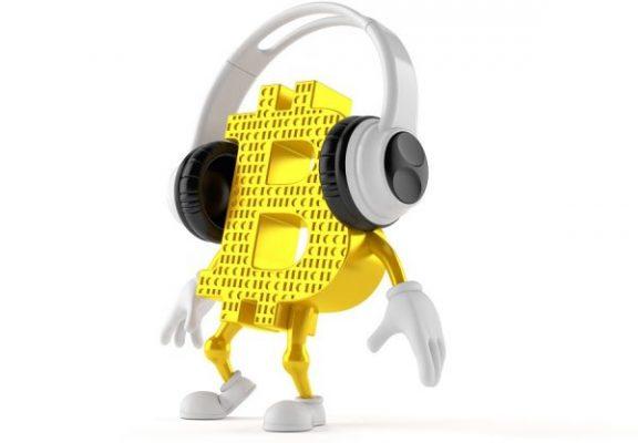 music copyright blockchain