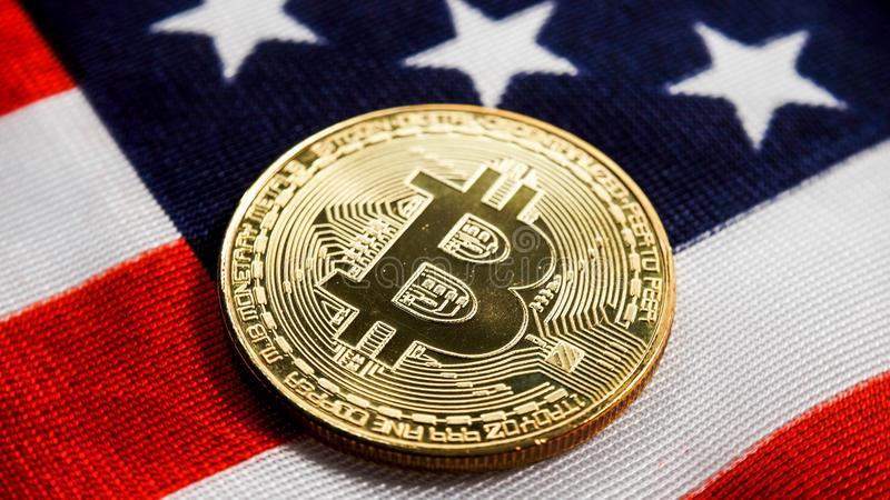 USA Bitcoin Gambling