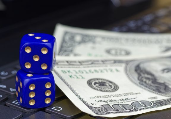 Online gambling is buoying the price of Bitcoin