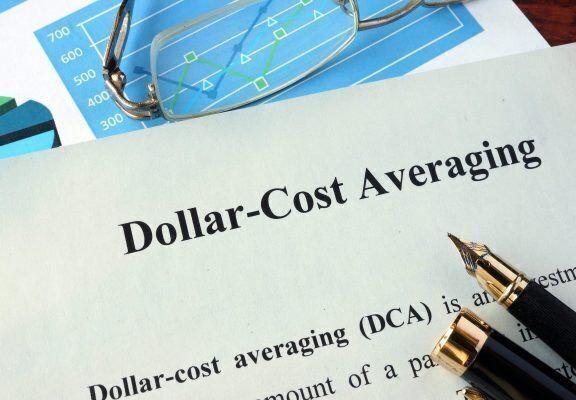 Dollar coast averaging Bitcoin
