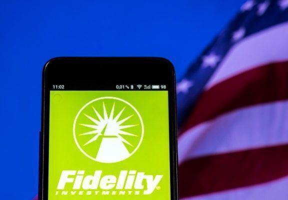 Fidelity investments crypto
