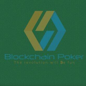 Blockchain Poker Logo