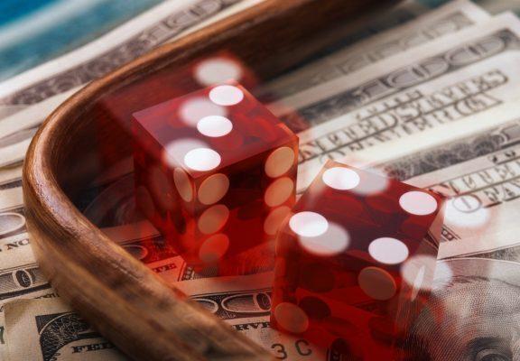 Decentralized gambling represents a massive market.