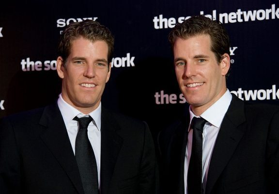 The Winkelvoss twins are still incredibly bullish on Bitcoin